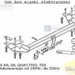 hak-holowniczyaudi-a8-a17